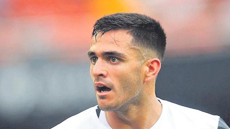 Maxi Gómez, en la lista de objetivos del Barça para el mercado de invierno