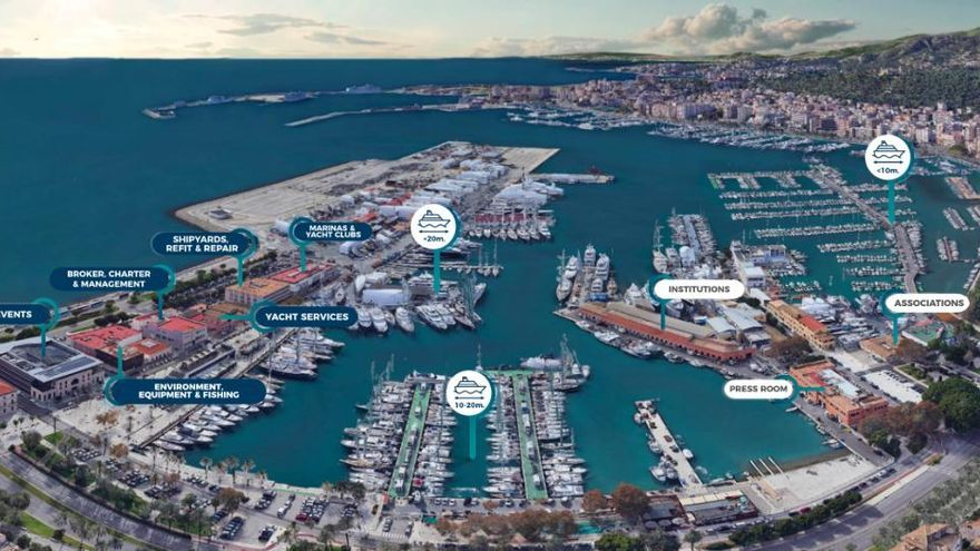 Virtuelle Yacht-Show auf Mallorca eröffnet