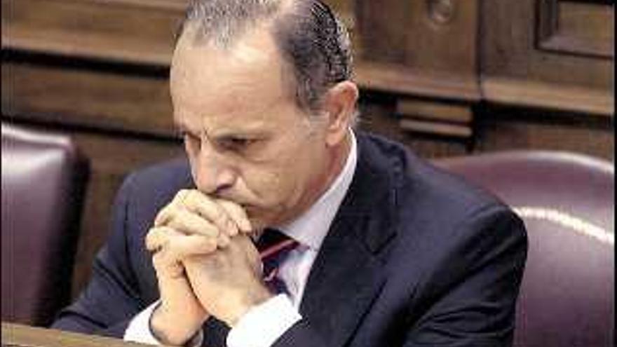 Jorge Rodríguez sustituye a Roldós como senador autonómico