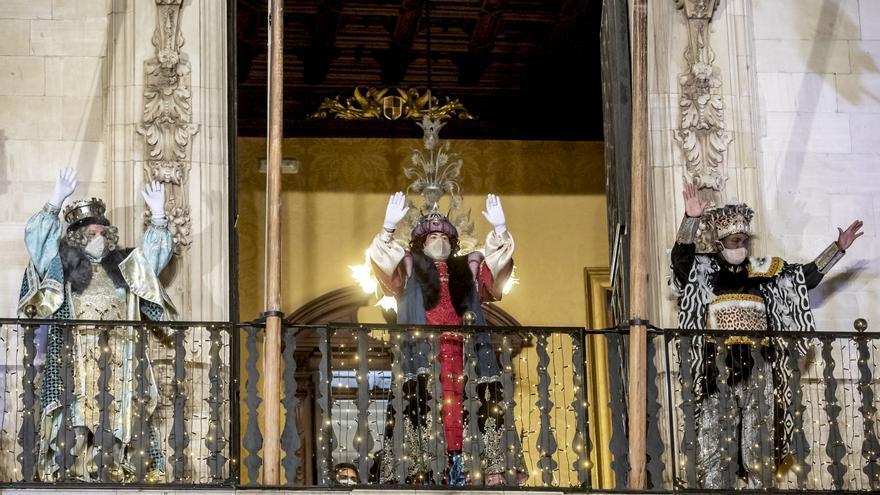 Palma organiza pruebas para elegir a los pajes de la próxima Cabalgata de Reyes