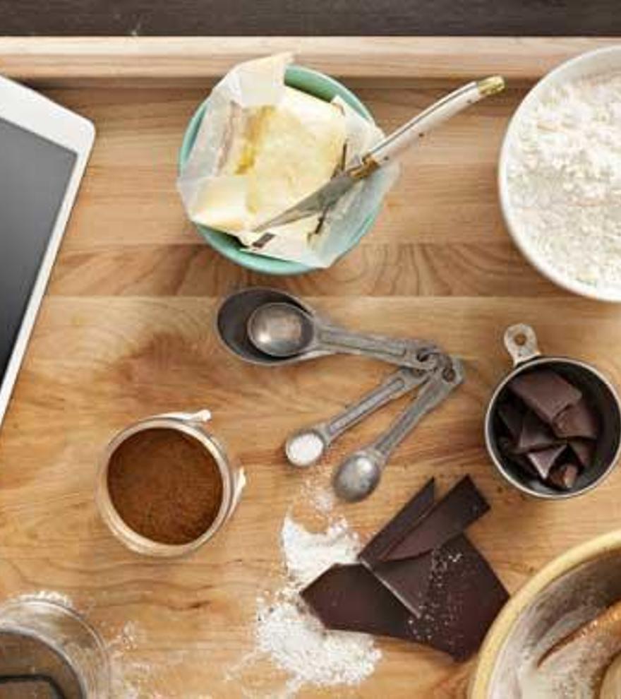 Cómo hacer una tableta de chocolate casera