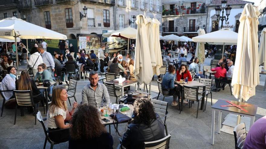 La Xunta lanza otro salvavidas a la hostelería para paliar su crisis