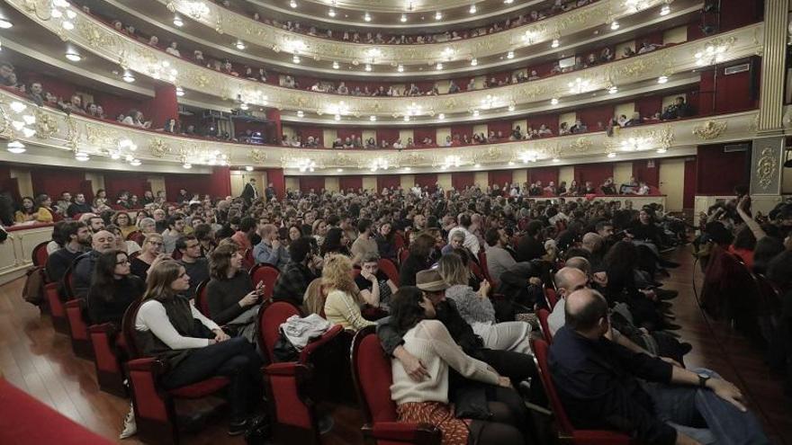 El público del Teatre Principal crece un 44 por ciento y aumenta el número de títulos