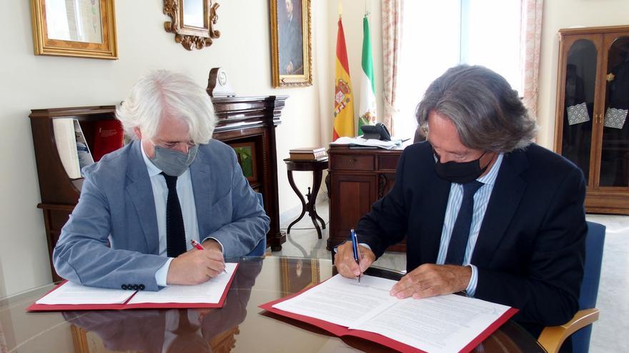 El Colegio de Abogados de Málaga y EADE firman un convenio para activar nuevas fórmulas de colaboración