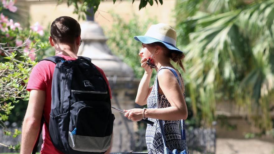 Aviso naranja en Málaga por temperaturas que superarán los 40 grados este sábado