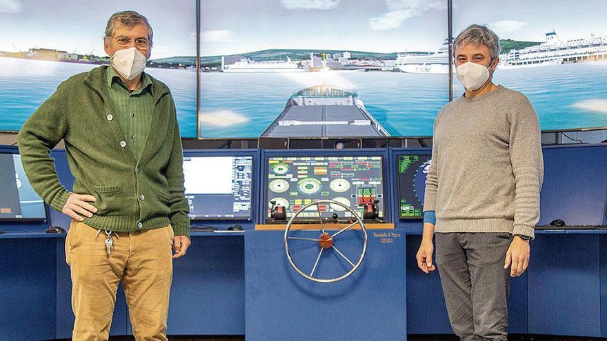 Nervenkitzel im Schiffssimulator auf Mallorca