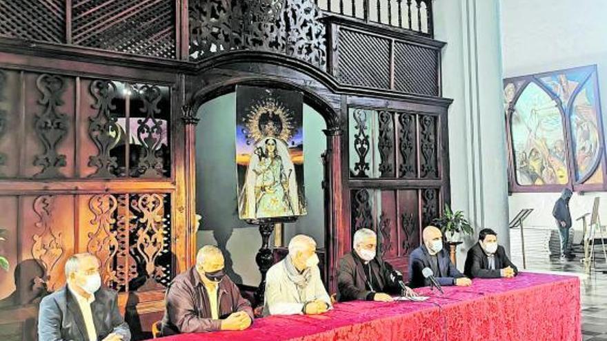 """Sin Bajada de la Virgen """"habitual"""" en El Hierro en 2021, pero se cumplirá el voto"""
