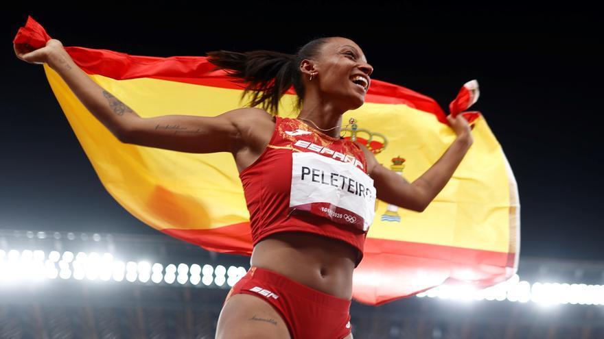 Los padres de Ana Peleteiro cumplen su promesa: también son olímpicos