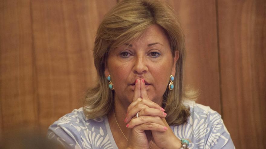 La oriolana Antonia Moreno, nueva directora general de Cooperación
