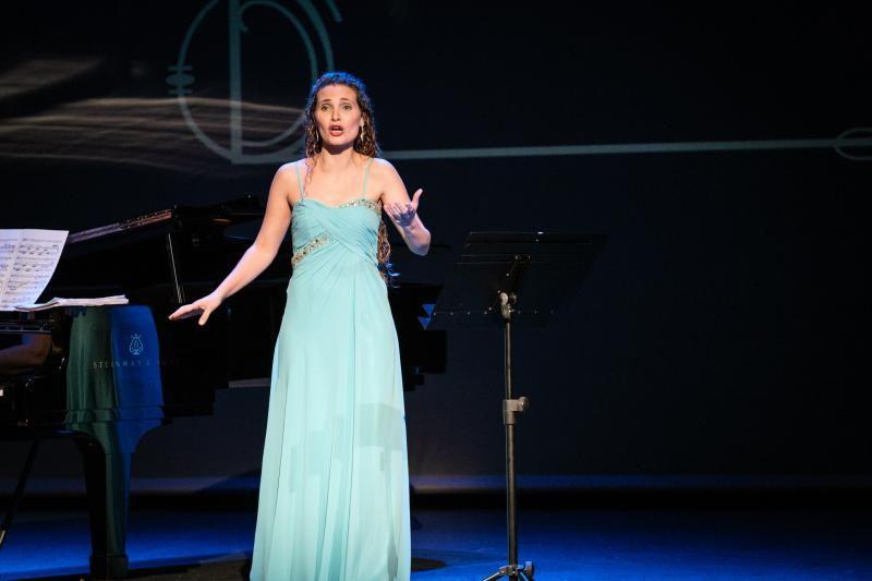 Concierto 'Tributo a la Tierra' en el Teatro Leal.