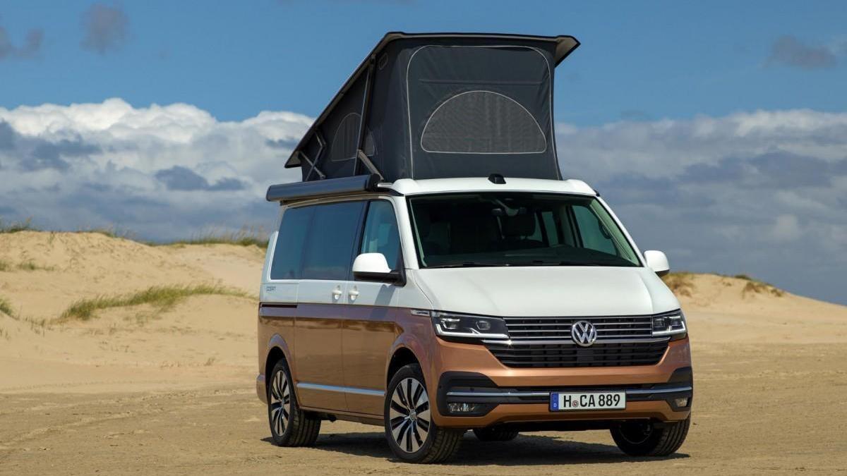 Volkswagen T6.1, un icono puesto al día
