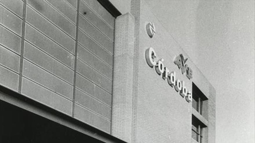 La estación que cambió Córdoba
