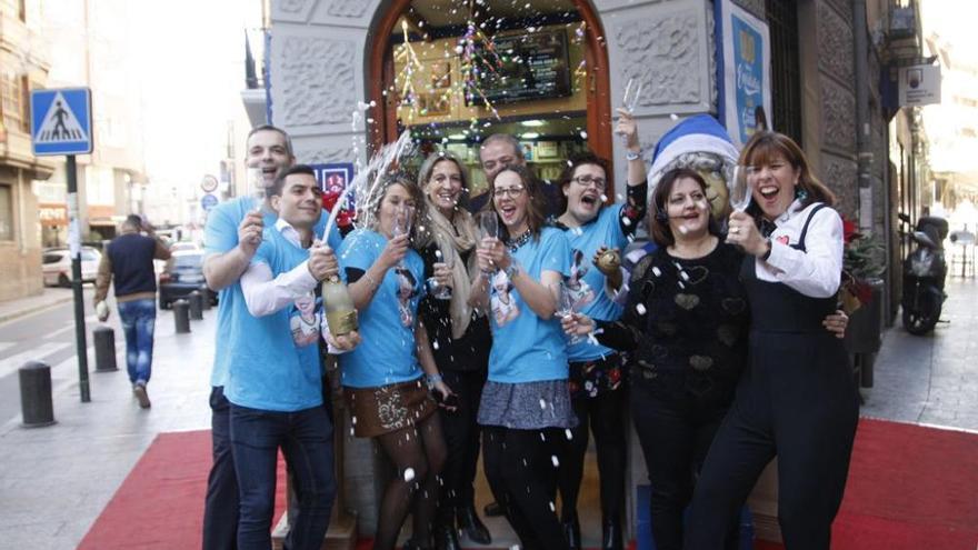 La Lotería sonríe a La Envidiosa con un quinto premio