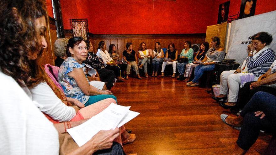 Las mujeres quieren un PSOE participativo