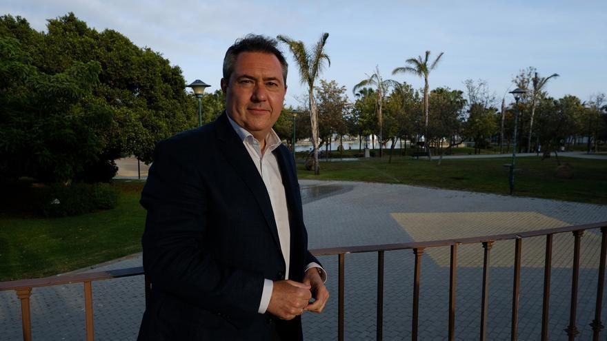 Entrevista a Juan Espadas, candidato a las Primarias del PSOE-A