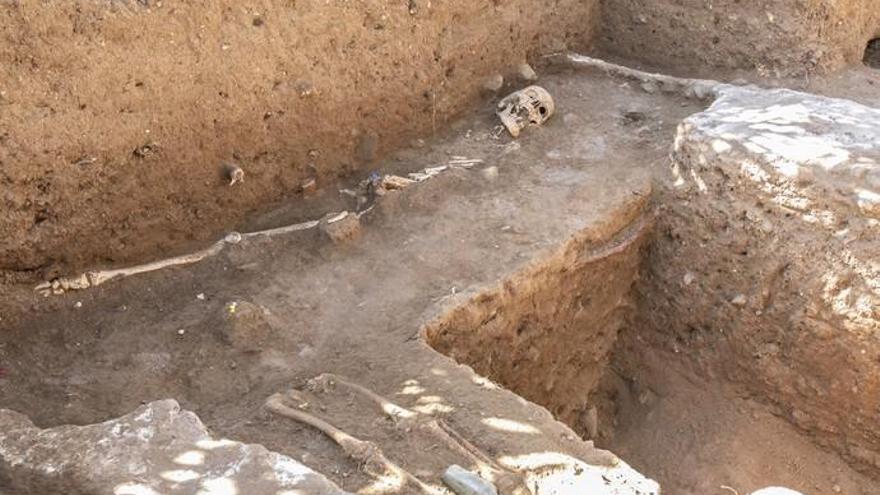 Los expertos ven viable buscar a represaliados en la fosa común de Vegueta