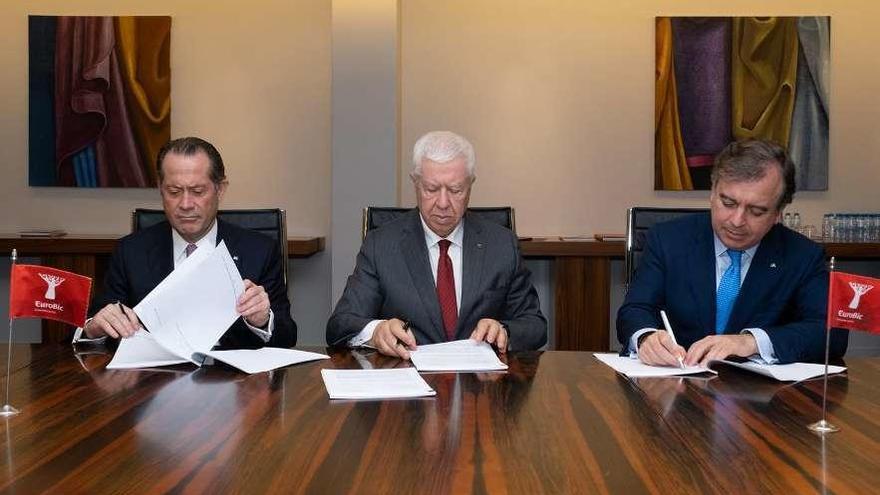 Abanca, que intentó comprar Liberbank, adquiere el banco portugués Eurobic