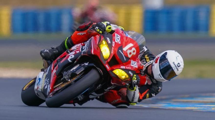 Kike Ferrer finaliza decimotercero en las 24 Horas de Le Mans de motociclismo