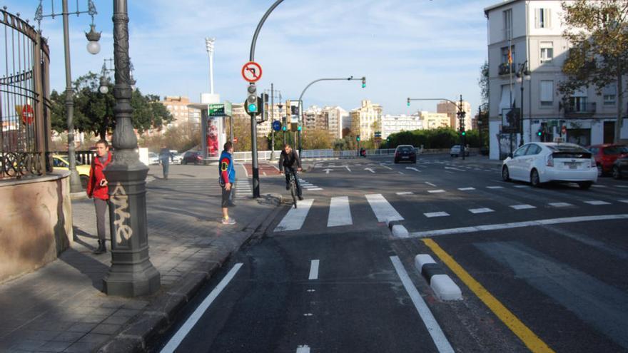 Comienza la segunda fase de las obras del Anell Ciclista