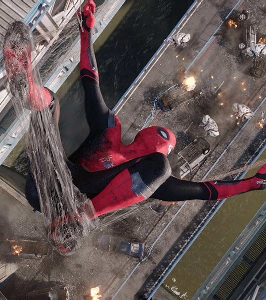 'Spider-Man 3' anuncia tres títulos: Home-Wrecker, Phone Home y Home Slice