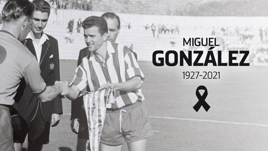 Fallece a los 94 años Miguel González, exjugador del Atlético de Madrid y de la selección española
