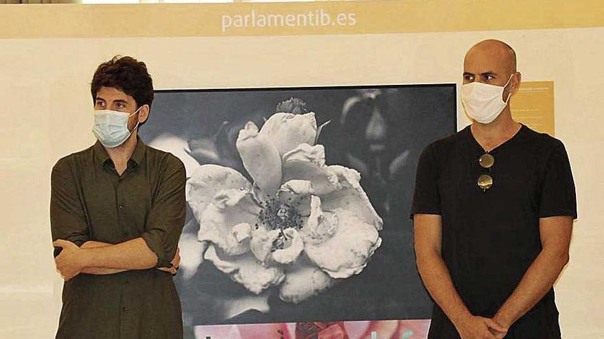El Parlament exhibe las cuatro obras ganadoras de la convocatoria covid-19