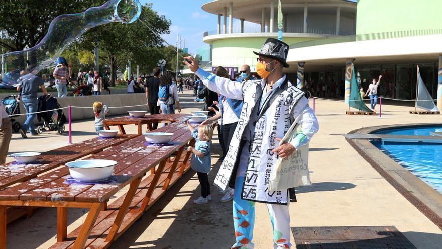 Más de 160.000 zaragozanos y visitantes han participado en la programación cultural del Pilar