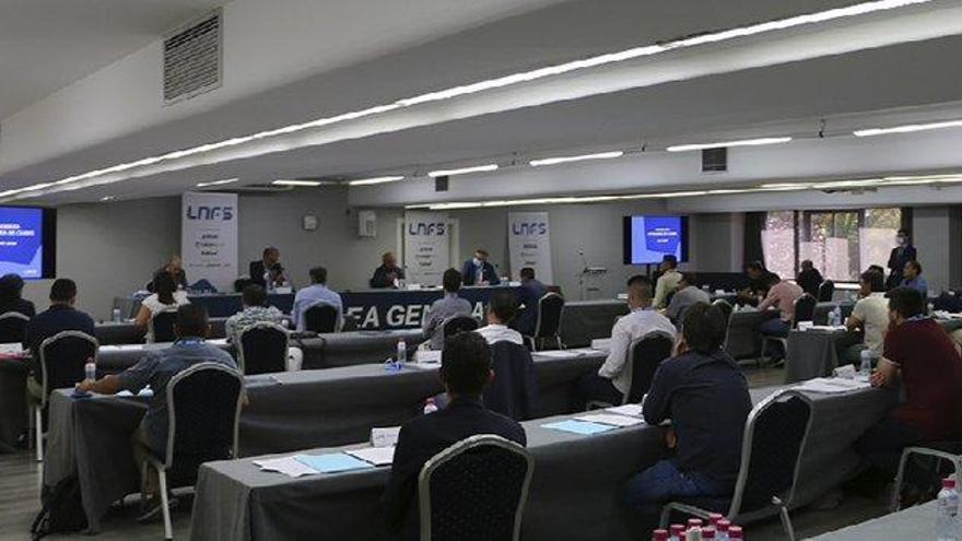 Los clubs de la LNFS remiten a la Federación Española un calendario alternativo de la temporada