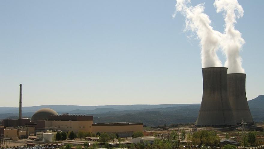 Un incendio en un transformador activa la prealerta en la central nuclear de Trillo