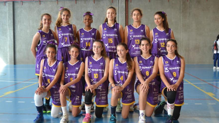 El conjunto infantil lagunero jugará semifinales ante el Girona