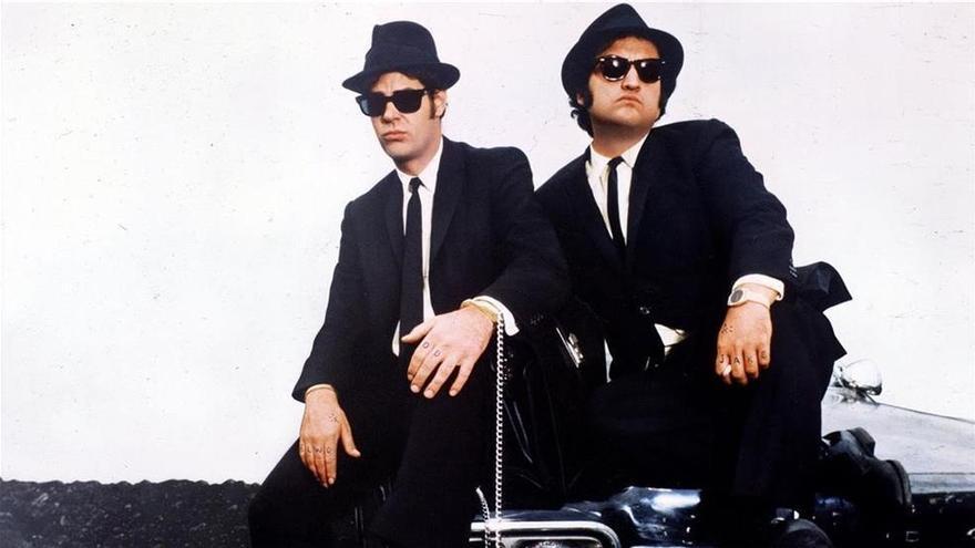 El festín cómico y musical de The Blues Brothers cumple 40 años