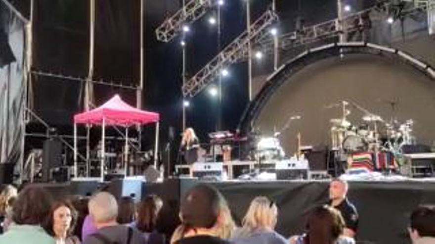 Zaz-Konzert auf Mallorca in letzter Minute abgesagt