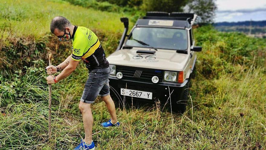 Carreño contará con tres rutas deportivas para poner en valor el entorno del Monte Areo