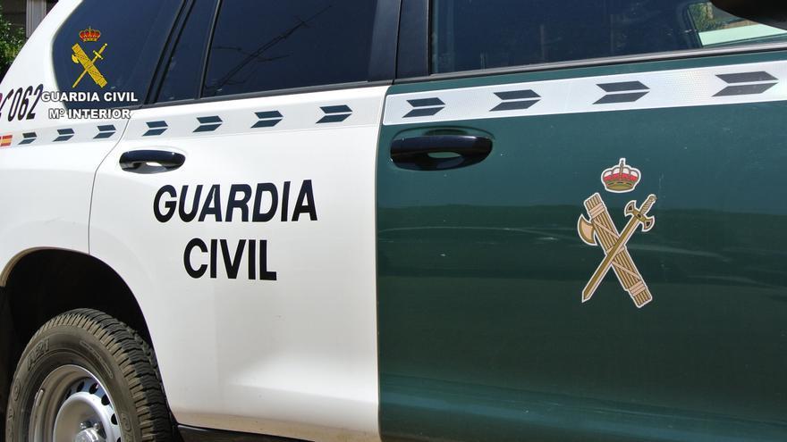 Tres heridos en una colisión frontal de dos coches en la carretera de Porto Cristo