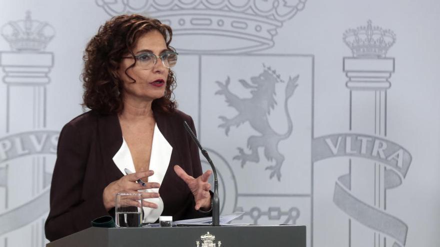 El govern espanyol amplia fins al 20 de maig el termini de presentació i liquidació d'impostos de pimes i autònoms