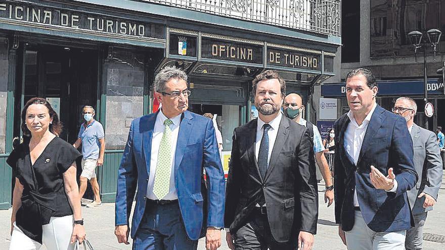 """Vox cree que la ley de memoria """"amedrenta"""" a media España"""
