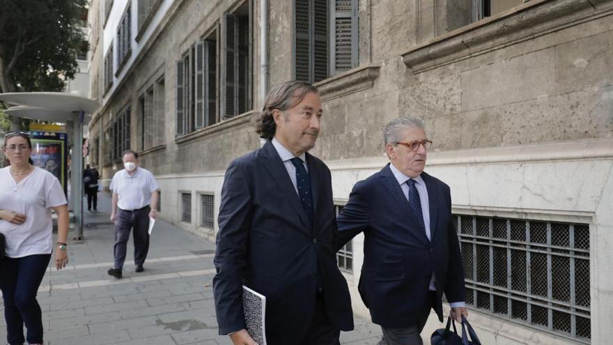 Gual de Torrella, ante la jueza por la corrupción en la Autoritat Portuària