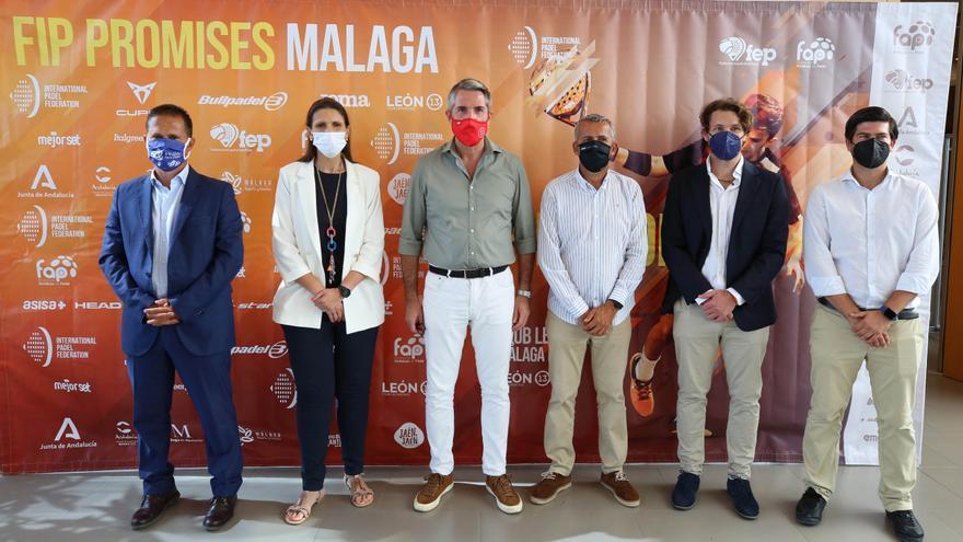 FIP Promises Málaga será la primera prueba española del Circuito Internacional Europeo de Pádel de Menores