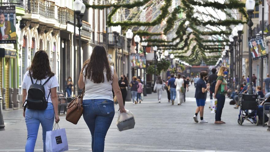 """Los pequeños comercios centran su """"esperanza"""" en las ventas navideñas"""
