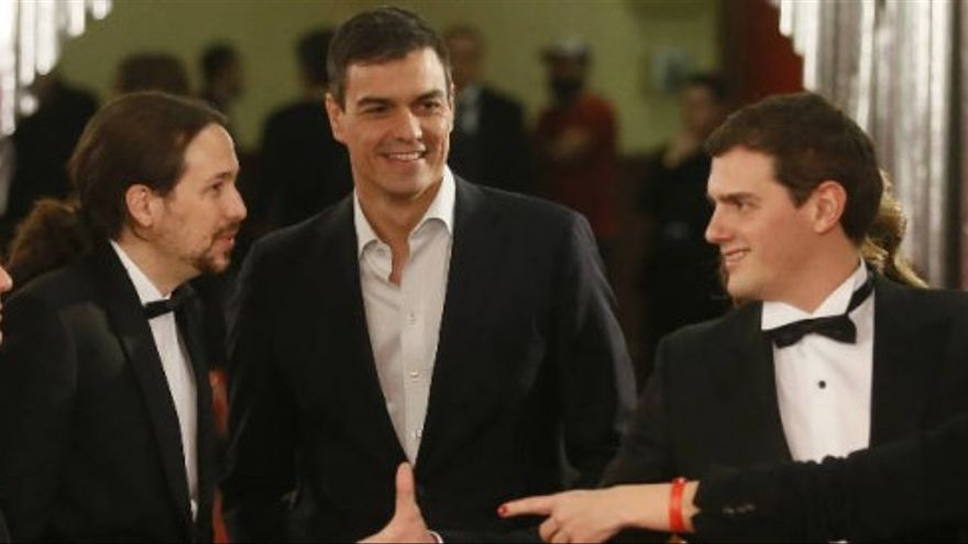 La ambigüedad del PSOE y los recelos de Unidas/Podemos