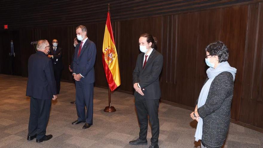El PP pide que Laya explique en el Congreso el viaje de Iglesias a Bolivia