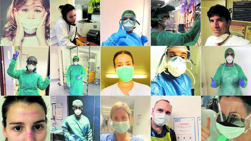 Las enfermeras denuncian que la covid-19 ha puesto de relieve las desigualdades de género