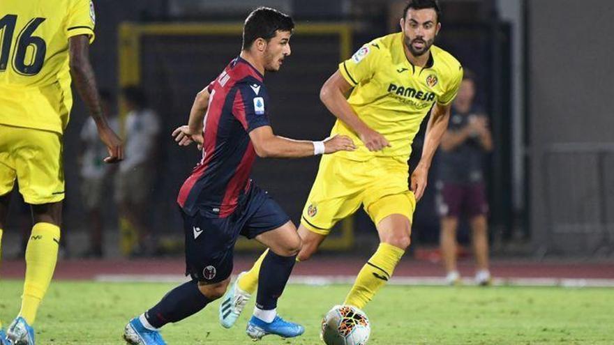 El once de la Liga cierra con triunfo ante el Bolonia la pretemporada (3-4)