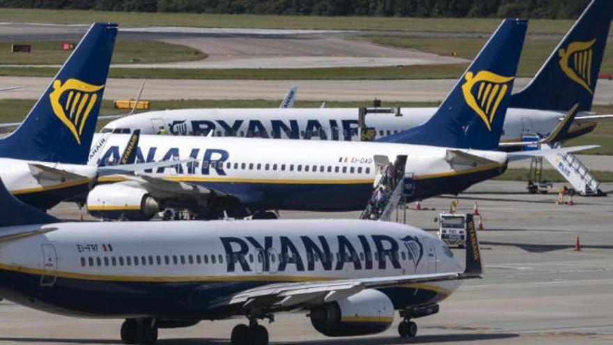 Ryanair pide a Irlanda que permita a sus ciudadanos viajar a Canarias