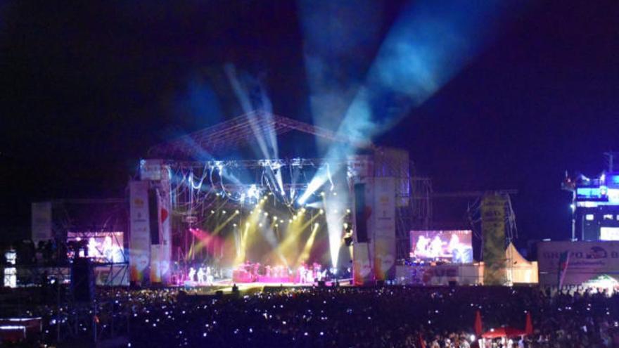 El 40% de las entradas para el macroconcierto del Isla Bonita Love Festival se vende fuera de La Palma