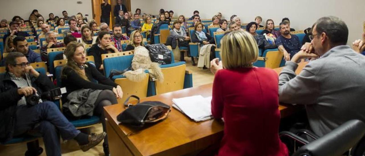 Los comerciantes de Castelló se unen en  una nueva asociación