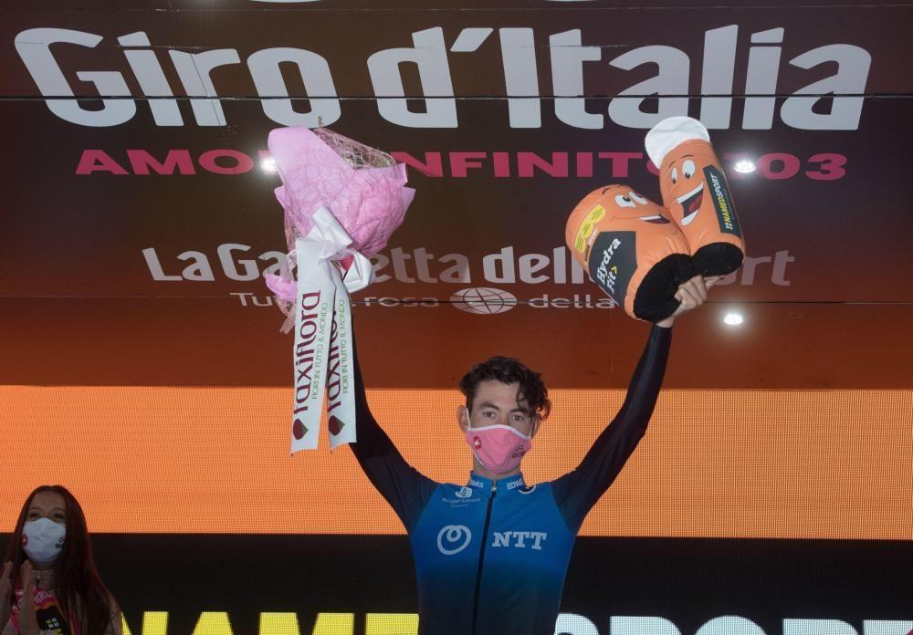Las imágenes de la 20ª etapa del Giro de Italia