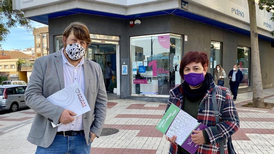 """Adelante achaca el """"mayor impacto"""" de la Covid en los barrios a las políticas del PP"""