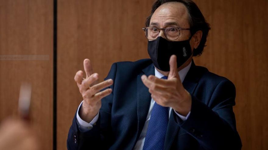 La Generalitat reduce sus pérdidas gracias a las ayudas covid del Gobierno