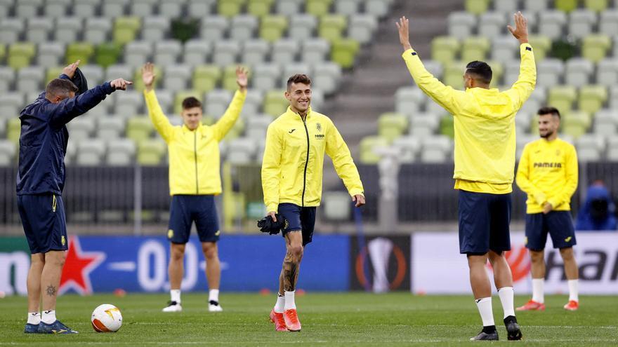 El Villarreal se asoma a la gloria europea frente al Manchester United